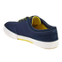 Polo Ralph Lauren Men's Faxon Low Top Trainers - Navy: Image 4