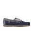 Polo Ralph Lauren Men's Bienne II Suede Boat Shoes - Newport Navy/Newport Navy: Image 1