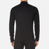 HUGO Men's San Gottardo Quarter Zip Jumper - Black: Image 3