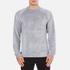 YMC Men's Terry Sweatshirt - Blue: Image 1