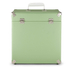 GPO Retro Portable Carry Case for LP Records and 12-Inch Vinyl - Green: Image 3