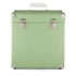 GPO Retro Portable Carry Case for LP Records and 12-Inch Vinyl - Green: Image 2