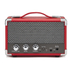 GPO Retro Mini Westwood Bluetooth Speaker - Red: Image 1