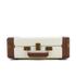 GPO Retro Ambassador Brief Case Turntable - Cream/Tan: Image 5