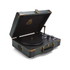 GPO Retro Ambassador Brief Case Turntable - Green/Black