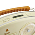 GPO Retro Rydell Portable DAB Radio - Cream