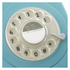 GPO Retro 746 Rotary Dial Telephone - Blue