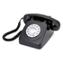 GPO Retro 746 Push Button Telephone - Black: Image 1
