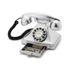 GPO Retro 1929S Classic Carrington Push Button Telephone - Chrome: Image 2