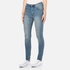 Cheap Monday Women's 'Second Skin' Jeans - Offset Blue: Image 2