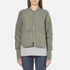 Cheap Monday Women's Parole Jacket - Elephant Grey: Image 1
