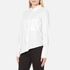 Cheap Monday Women's Force Poplin Shirt - White: Image 2