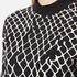 Cheap Monday Women's Vote Sweat Fence Sweatshirt - Black: Image 5