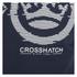 Crosshatch Men's Onsite Graphic T-Shirt - Nightsky: Image 3