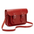 The Cambridge Satchel Company Women's 11 Inch Magnetic Satchel - Red: Image 4