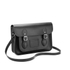 The Cambridge Satchel Company Women's 13 Inch Magnetic Satchel - Black: Image 4