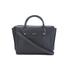 Furla Women's Linda Medium Tote Bag - Black: Image 1