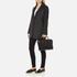 Furla Women's Linda Medium Tote Bag - Black: Image 2