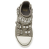 Ash Kids' Frog Leather Buckle Hi Top Trainers - Perkish: Image 3