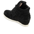 Ash Kids' Babe Suede Wedged Hi Top Trainers - Black: Image 4