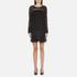 Diane von Furstenberg Women's Lavana Dress - Black: Image 1
