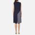 Diane von Furstenberg Women's Anabel Dress - Midnight/Canvas: Image 3