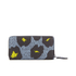 Vivienne Westwood Leopardmania Women's Zip Around Wallet - Grey: Image 2