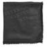 Marc Jacobs Women's Monogram Logo Shawl Scarf - Black: Image 2