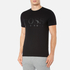 BOSS Green Men's Tee US Tonal Logo T-Shirt - Black: Image 2