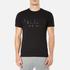 BOSS Green Men's Tee US Tonal Logo T-Shirt - Black: Image 1