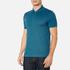 BOSS Green Men's C-Firenze Small Logo Polo Shirt - Blue: Image 2
