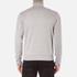 BOSS Green Men's Quarter Zip Sweatshirt - Grey: Image 3