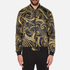 Versace Jeans Men's All Over Print Jacket - Black: Image 1