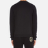 Versace Jeans Men's Light Sweatshirt - Black: Image 3