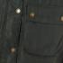 Barbour Heritage Women's Rain Bedale Jacket - Sage: Image 4