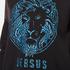 Versus Versace Women's Versus Lion Sweatshirt - Black/Blue: Image 5