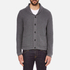 rag & bone Men's Avery Shawl Cardigan - Charcoal: Image 1