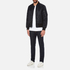 rag & bone Men's Manston Bomber Jacket - Black: Image 4
