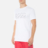 BOSS Hugo Boss Men's Large Logo T-Shirt - Natural: Image 2