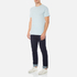 A.P.C. Men's Classic T-Shirt - Bleu: Image 4