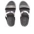 FitFlop Women's Banda Crystal Imi-Snake Slide Sandals - Mink: Image 3