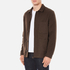 A Kind of Guise Men's Yak Wool Teheran Jacket - Chocolate: Image 2