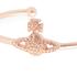 Vivienne Westwood Jewellery Women's Grace Bas Relief Bangle - Light Peach: Image 2