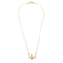 Vivienne Westwood Jewellery Women's Mini Bas Relief Choker - Light Colorado Topaz: Image 2