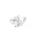 Vivienne Westwood Jewellery Women's Farah Earrings - Rhodium: Image 2