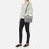 meli melo Women's Maisie Medium Cross Body Bag - Blue Heron: Image 5
