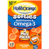 Haliborange Kids Omega 3 & Multivitamins Orange Softies Mini Packs - Pack of 7: Image 1