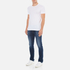Paul Smith Accessories Men's Pima Cotton T-Shirt - White: Image 4