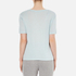 T by Alexander Wang Women's Classic Cropped T-Shirt with Chest Pocket - Wave: Image 3