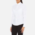 PS by Paul Smith Women's White Classic Shirt With Spot Cuff - White: Image 2
